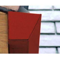 Raked Box Aluminium Gutter...