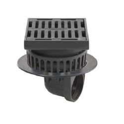 Harmer Roof Cast Iron Medi...
