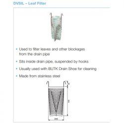 Lindab Leaf Filter...