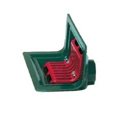 Caroflow Roof Aluminium Two Way Outlet