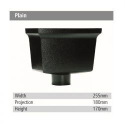 Rainguard Cast Aluminium...