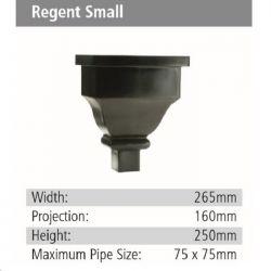 GRP Regent Small Hopper