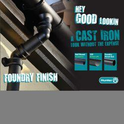 Hunter Foundry Finish...