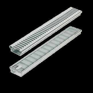 Modulock Steel channel 150mm Wide