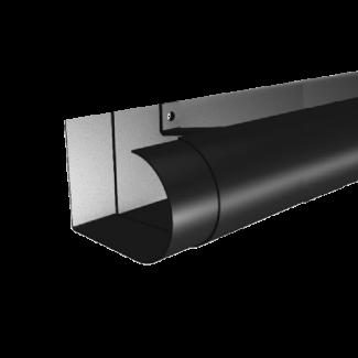 Bullnose Aluminium Gutters