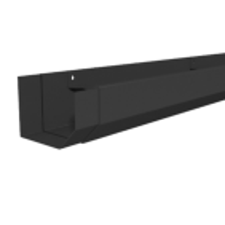 Shaped Box Aluminium Gutters