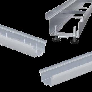 Harmer Modulock Channels 200mm