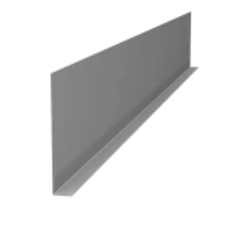 Aluminium Standard Fascia & Soffit