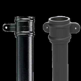 Traditional Aluminium Downpipes