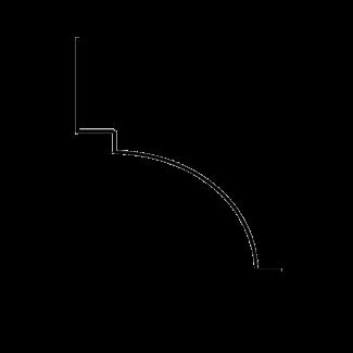 Cornice Fascia Profile K