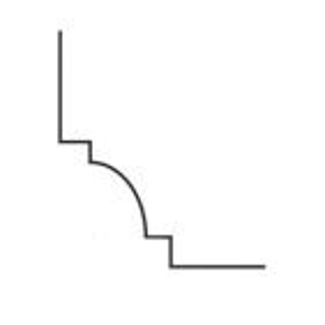 Cornice Profile H