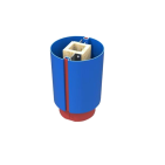 Circular Column Casing