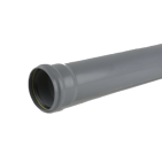 110mm Circular PVC Downpipe