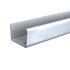 GX Smooth Aluminium Gutters