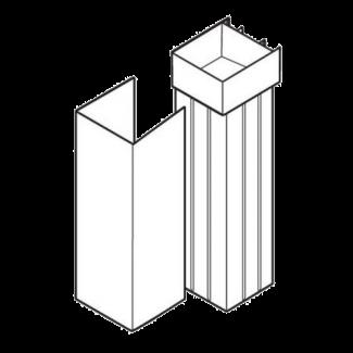 Guardian Aluminium Square