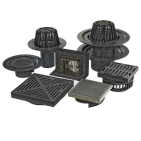 Harmer Roof Cast Iron Outlets