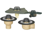 Harmer Roof Insulated Outlets