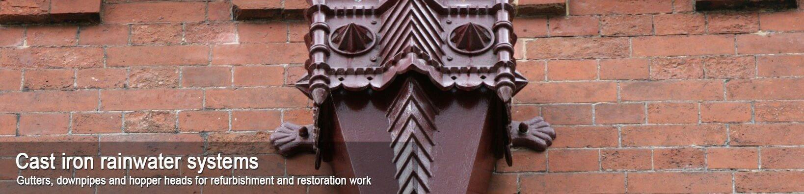 Alumasc Apex Cast Iron